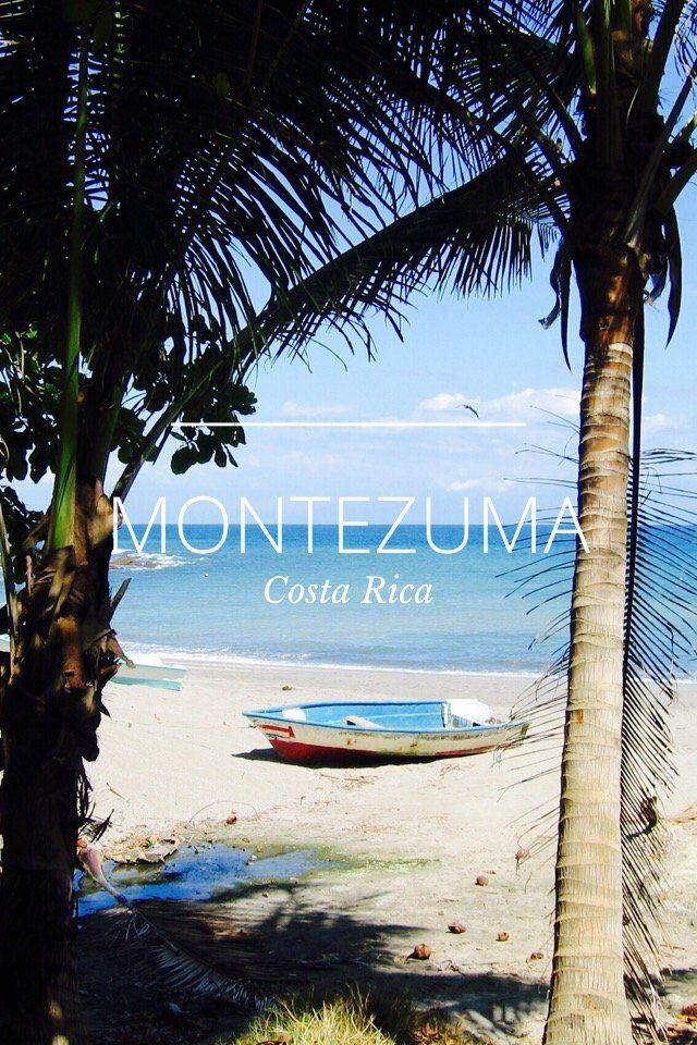 MONTEZUMA, COSTA RICA story by Julie Boyle on Steller