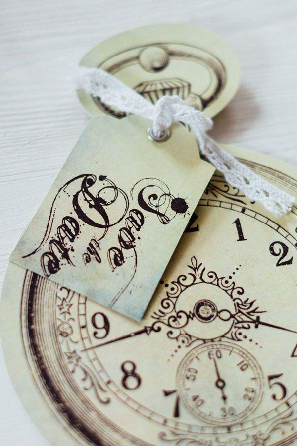 Save The Date Karten Vintage.Alice Im Wunderland Hochzeitskarte Hochzeitseinladungen