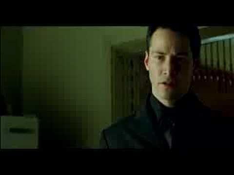 THE MATRIX REVOLUTIONS TRAILER (2003) (Andy & Larry Wachowski) (Box Office $427,343,298)