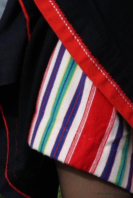 Klederdracht Detail