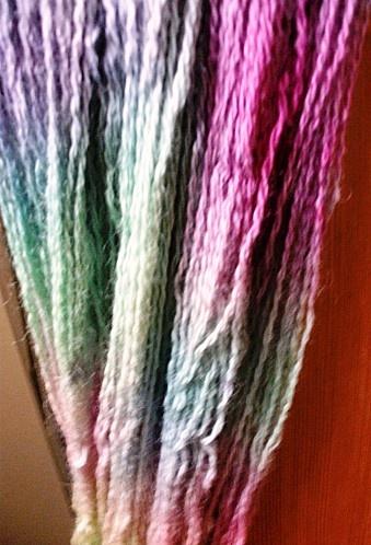 Teindre de laine au micro onde