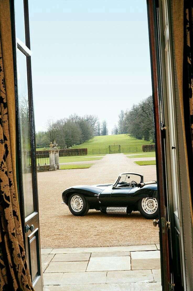 Driven by excellence ralph lauren s passion for classic automotive design is a constant source of inspiration