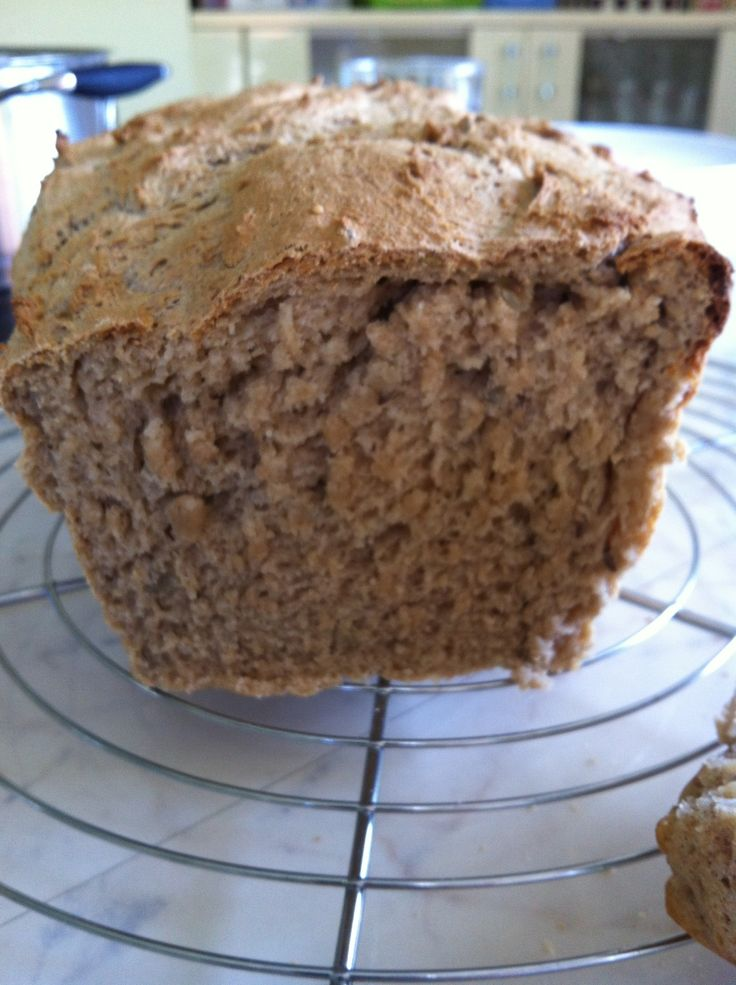 Pain complet (thermomix)