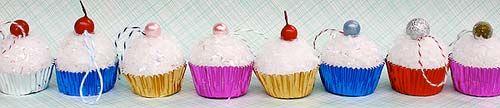 styrofoam ball cupcakes2 Sweeten Any Celebration with Fun to Make Styrofoam Ball Cupcakes