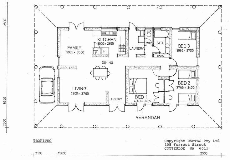 Simple rammed earth floor plan natural home building for Earth home floor plans