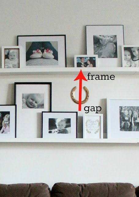 Best 25 ikea gallery wall ideas on pinterest Ikea picture ledge