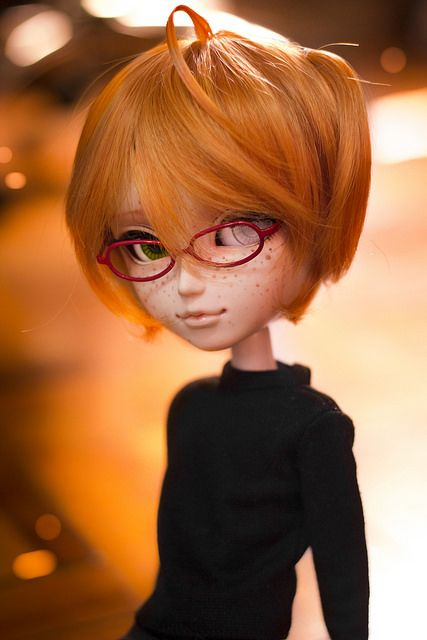 Pullip with freckles!!!