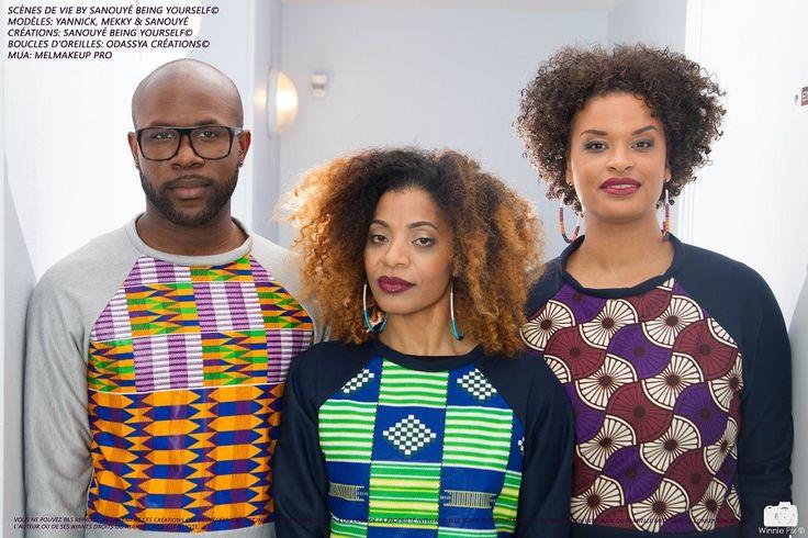 Absolument sous le charme de la nouvelle collection de la marque Sanouyé. La collection porte un nom original «Mi Sé Sa Mwen Yé», une expression provenant du créole guadeloupéen signifiant «Voilà ce que je suis». En effet, à travers ses créations, la créatrice entend révéler les différentes femmes qu'elle est du fait de mes nombreuses ...