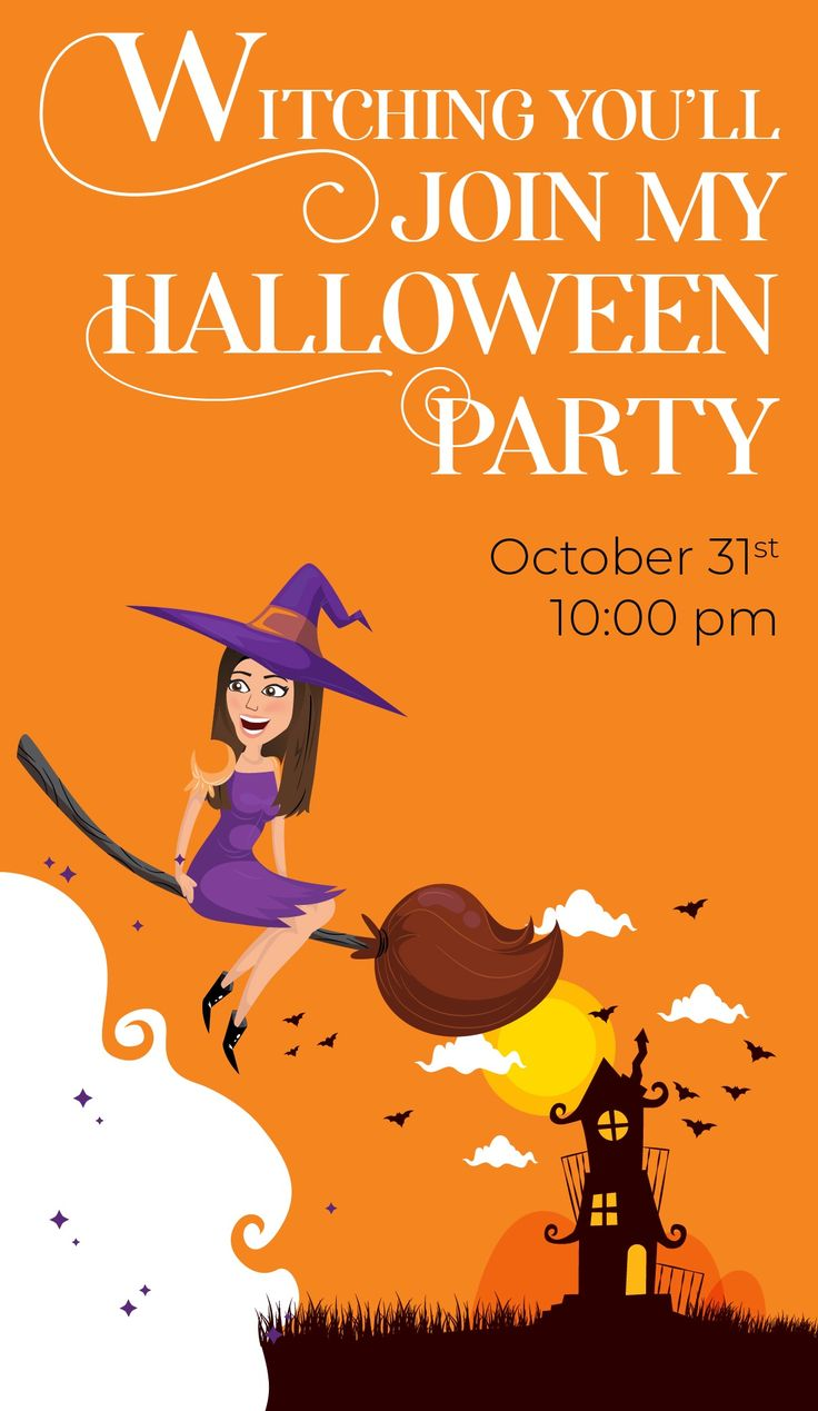 Halloween Emoji Text: Your Halloween Emoji Personalized Evite