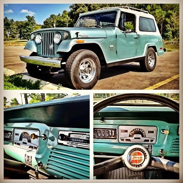 Jps old jeep