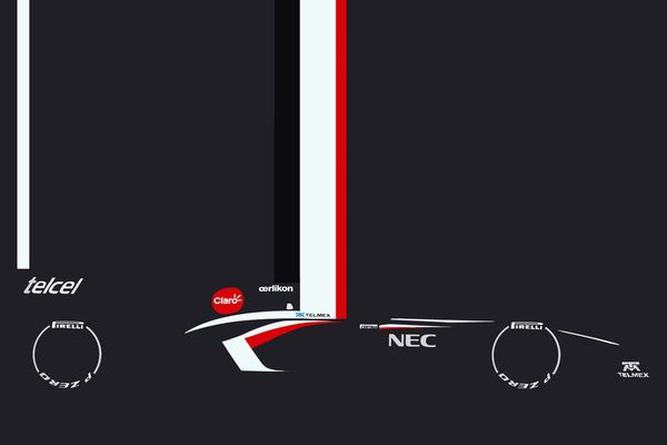 Sauber F1 - 2013 C32 Formula 1 Race Car Art Print by Cale Funderburk | Society6