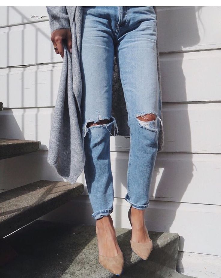 Liya Citizens of Humanity jeans.