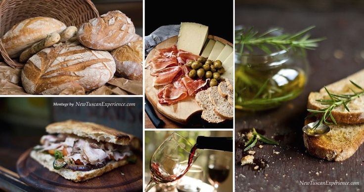 Food (and wine) in Tuscany