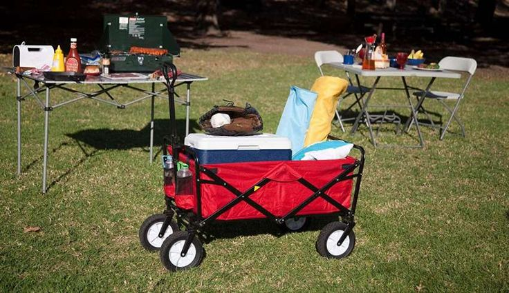 Top 10 Best Folding Wagon Carts in 2020 Reviews in 2020