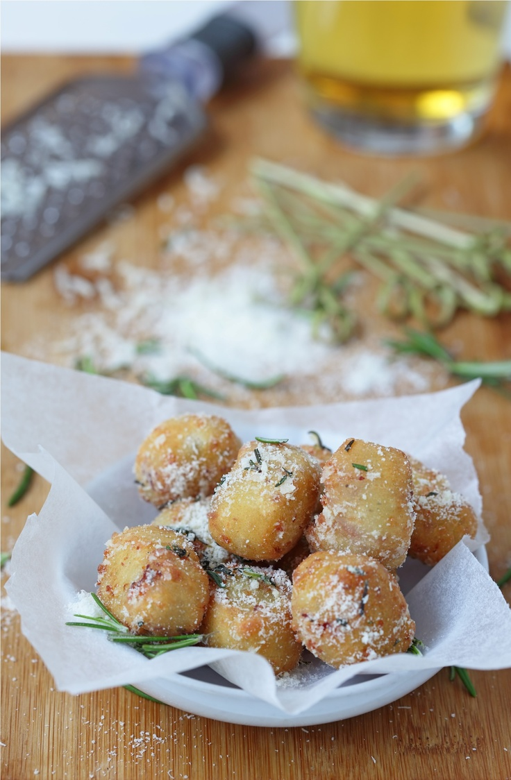 Crispy Gnocchi | A Yummy in the Tummy | Pinterest
