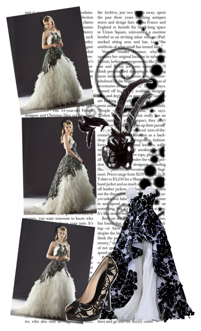 24 50 Fleur Wedding Dress By Hannah Banana Liked On