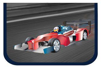 Пенал без наполнения Belmil Top Racer 335-72/511 - заказать по привлекательной цене в интернет-магазине Канцеляркин