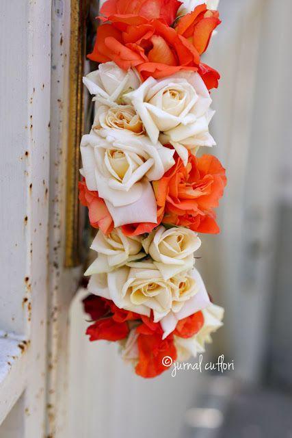 #coronitatrandafiri #roseswreath #trandafiridegradina #florinaturale #flowerwreath