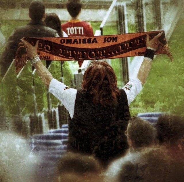 Fan, v Fiorentina