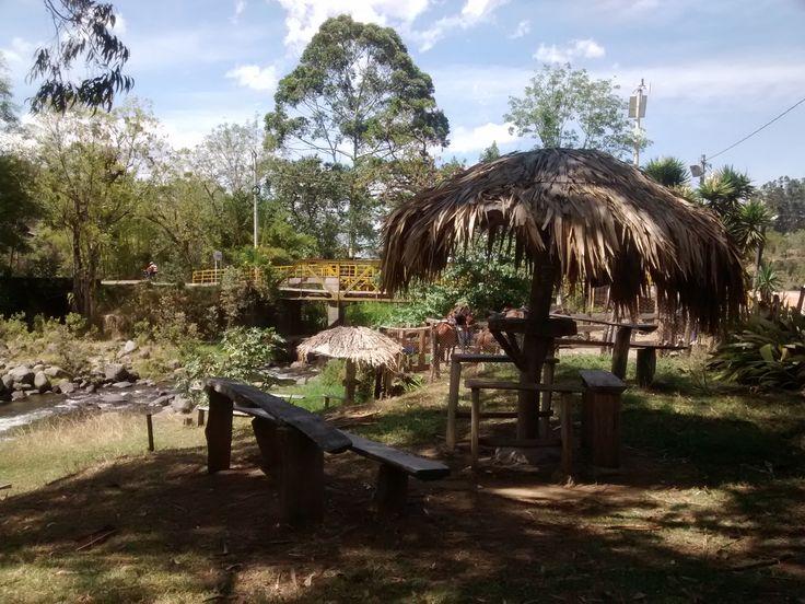 Reserva Natural Patasola- Boquia-Salento-Quindío-Colombia
