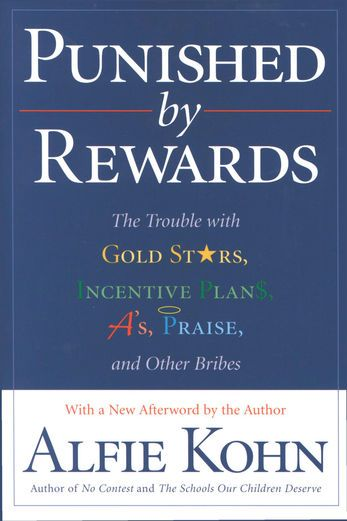 Punished by Rewards - Alfie Kohn | Parenting |427673665: Punished by Rewards - Alfie Kohn | Parenting |427673665 #Parenting