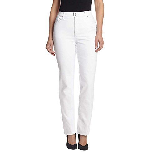 New Trending Denim: Gloria Vanderbilt Womens Amanda Tapered-Leg Jean, White, 8 Tall. Gloria Vanderbilt Women's Amanda Tapered-Leg Jean, White, 8 Tall   Special Offer: $32.99      111 Reviews The number one selling women's jean in America the original Amanda jean. Tapered leg five pocket denim jean, that is contoured through hip and thigh and hits at natural...