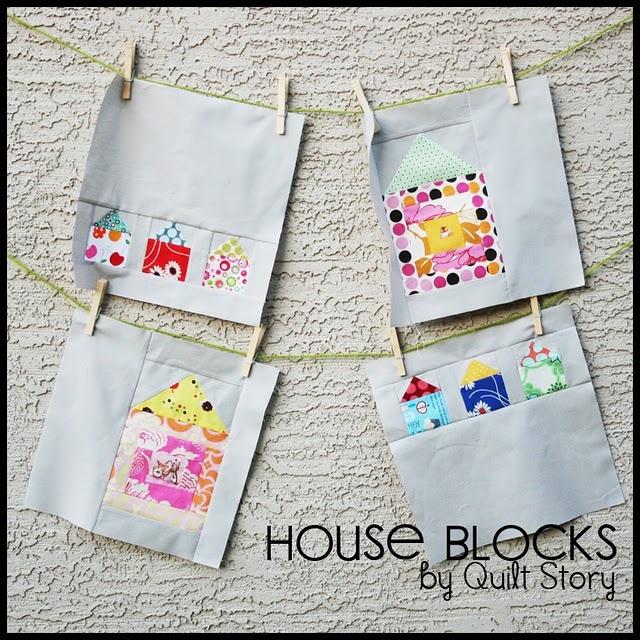 House blocks.