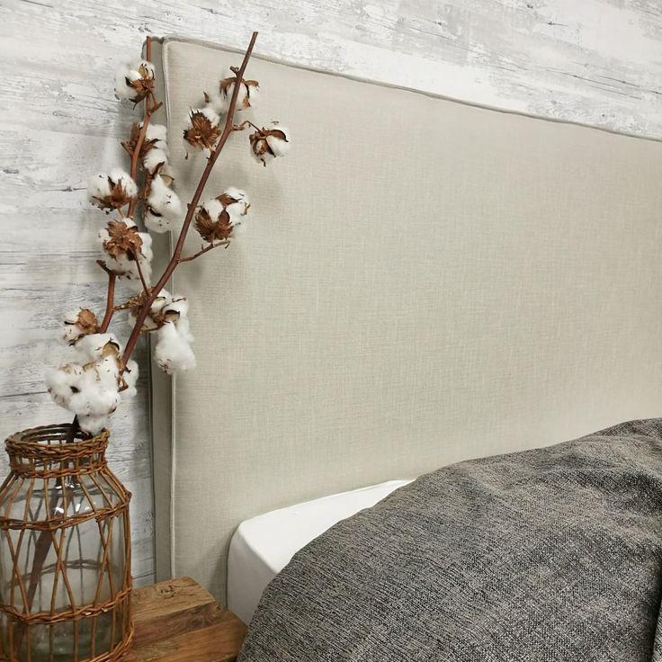 17 beste idee n over vast aan huis op pinterest - Glazen hoofdbord ...