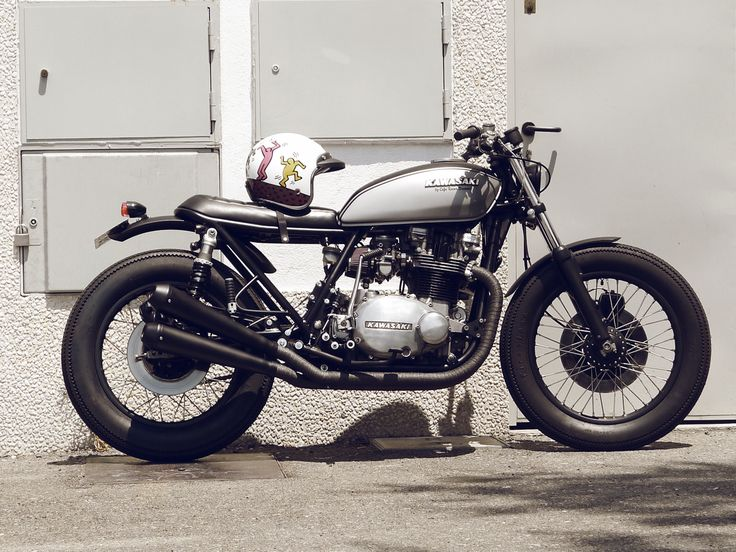 29 best kawasaki ltd 440 images on pinterest | custom bikes, cafe