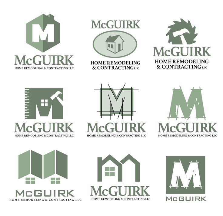 Sketches for a logo design