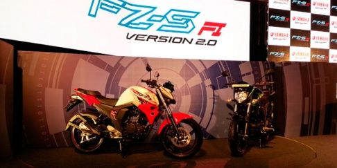 Yamaha launches new FZ-S and FZ for Rs 78250 & Rs 76250