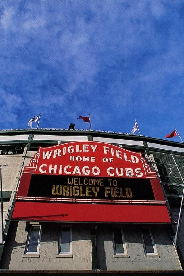 Wrigley Field Have been to many other baseball parks but there is nothing like Wrigley!
