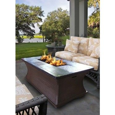 17 best images about fire pit tables on pinterest fire for Table 52 naples