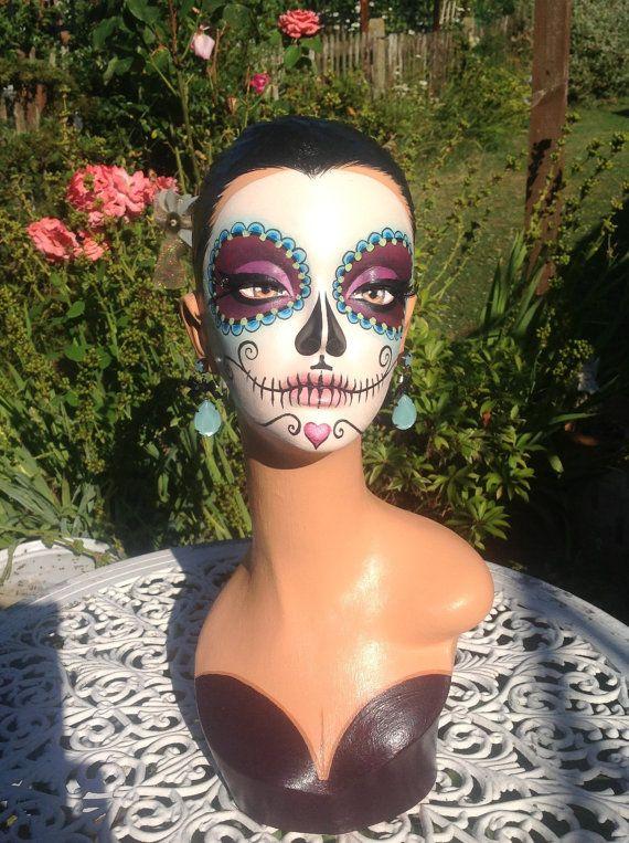 RESERVIERT für M Dia de Los Muertos-Tag der Toten von DarlinDesign