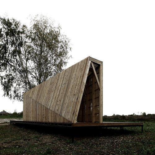 // Summer House  // Khachaturian Architects  http://khachaturianarch.com/