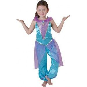 Déguisement jasmine aladdin Disney enfant licence Disney, carnaval, fêtes, Disney.