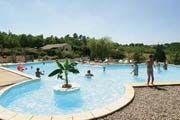 Camping Le Daguet Kleinschalige camping met zwembad