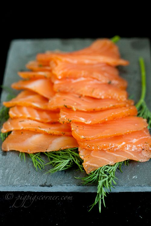 gravlax (so easy to make, so cheap, and super delicious)