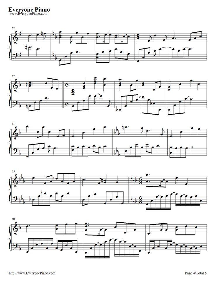 All Music Chords desperado sheet music : 7 best kotta images on Pinterest | Free piano sheet music, Free ...