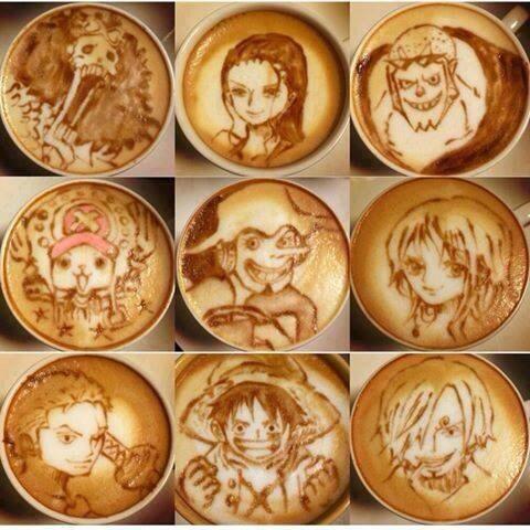 one piece coffee