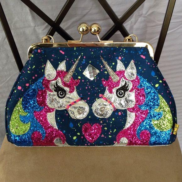 Irregular Choice Handbags - ❤ Irregular Choice Unicorn Handbag