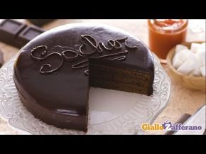 The Sacher Torte is a chocolate delicacy, a masterpiece of Austrian cuisine... let's see how to make it with Sonia! Find this and many more recipes on the Gi...