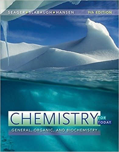 The 25 best organic chemistry textbook ideas on pinterest study chemistry for today general organic and biochemistry 9th edition fandeluxe Choice Image