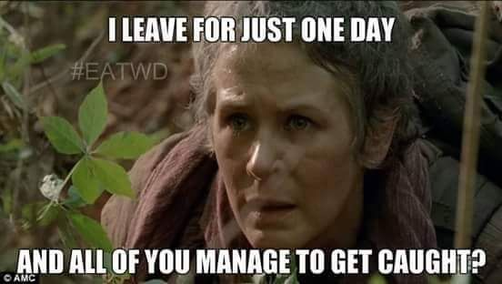 Season 6 memes for The Walking Dead have had quite a bit of material. The finale is coming in meme-strong in reaction to Negan, the cliffhanger and more. H...