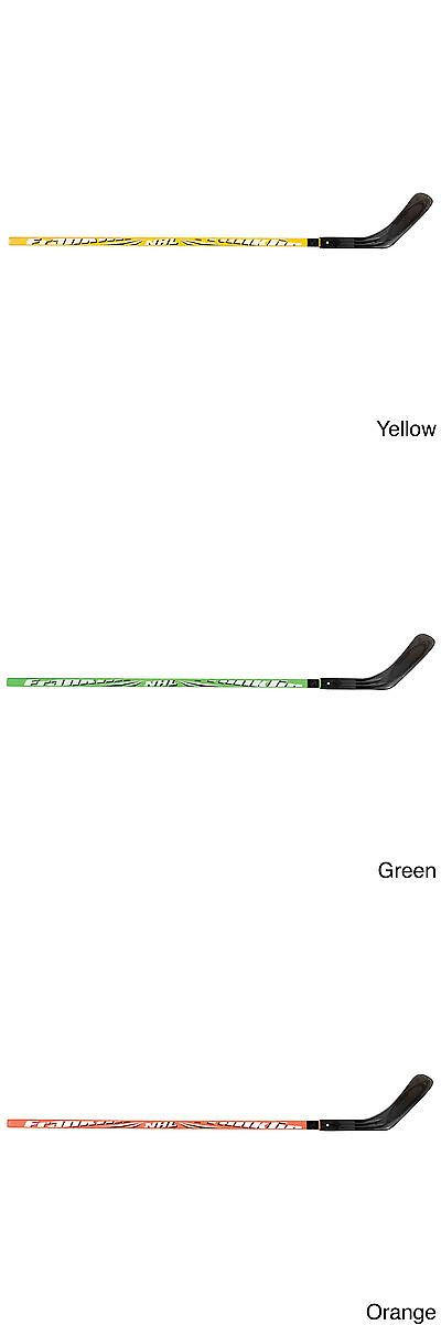Other Hockey Clothing and Gear 165934: Nhl 1020 40-Inch Power Force Street Hockey Stick -> BUY IT NOW ONLY: $32.44 on eBay!