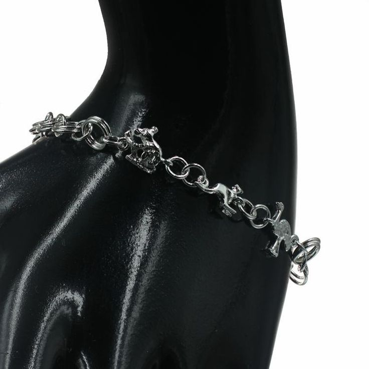 https://flic.kr/p/YTERwY | Sterling Silver Bracelet - Natasha |  Follow Us : blog.chain-me-up.com.au/  Follow Us : www.facebook.com/chainmeup.promo  Follow Us : twitter.com/chainmeup  Follow Us : au.linkedin.com/pub/ross-fraser/36/7a4/aa2  Follow Us : chainmeup.polyvore.com/  Follow Us : plus.google.com/u/0/106603022662648284115/posts