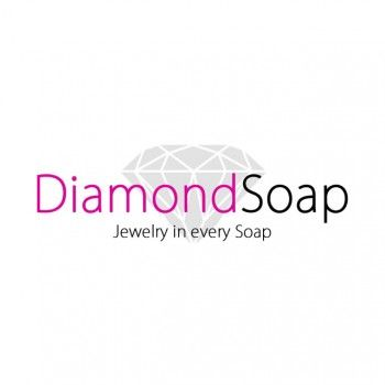 DiamondSoap. Jabón con una joya en su interior. | Bloombees Instant Commerce