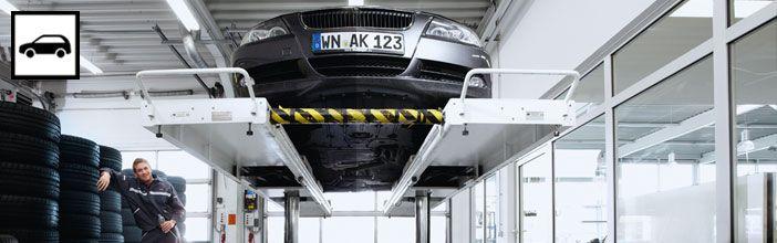 Tisztítási koncepciók autószalonok és műhelyek követelményeihez a Kaercher-től!