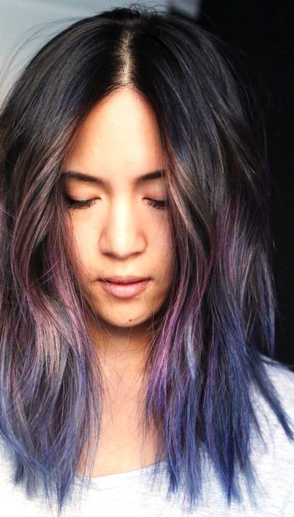 20 Amazing Geode Hair Color Ideas To Try