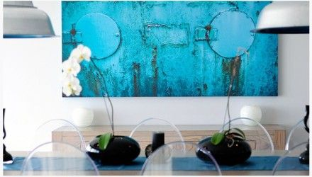 De Kelders Guest House – New Build - Dining Room Interior Design
